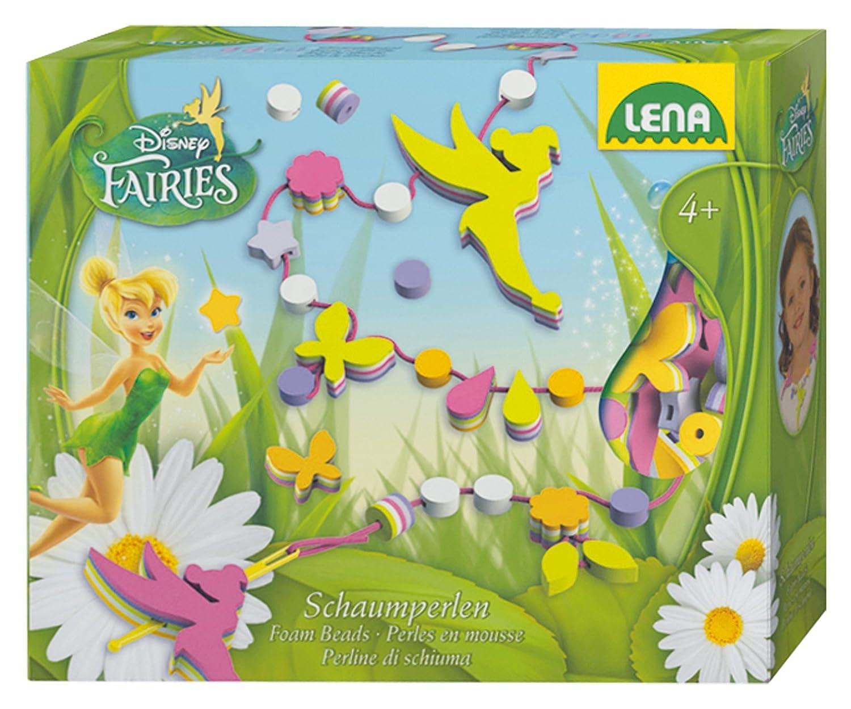 SIMM Spielwaren Lena 42027 - Schaumperlen Disney Fairy: Amazon.de ...