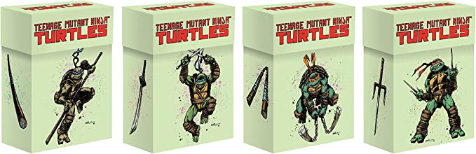 Amazon.com: teenage mutant ninja turtles Deck Box – Juego de ...