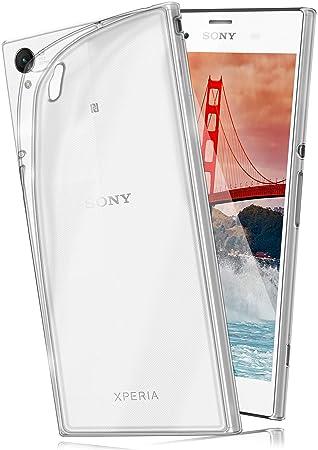 73f66192423 Funda Protectora OneFlow para Funda Sony Xperia M4 Aqua Carcasa Silicona  TPU 0,7 mm | Accesorios Cubierta protección móvil | Funda móvil paragolpes  Bolso ...