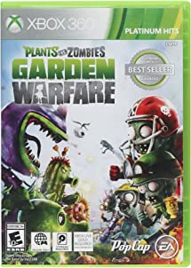 plants vs zombies garden warfareonline play required xbox 360 - Plants Vs Zombies Garden Warfare Xbox 360
