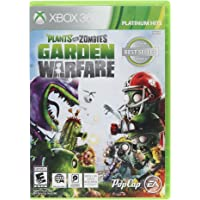 Plants vs Zombies Xbox 360 - Classics Edition, Platinium Hits Best Seller Awarded