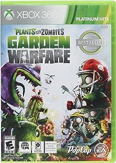 Amazon Com Plants Vs Zombies Xbox 360 Video Games