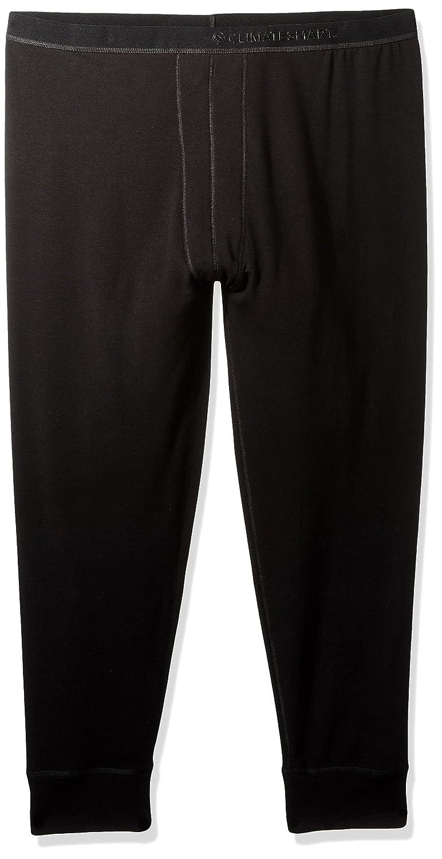 CLIMATESMART Mens Comfortwear Midweight Baselayer Big Long Pant