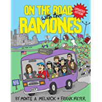 On The Road With The Ramones book cover