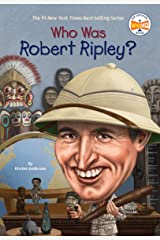 Who Was Robert Ripley? Paperback