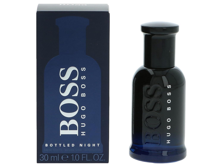 Boss Bottled Night by Hugo Boss for Men - 6.7 oz EDT Spray HUGGRNM0020002 42322_-200