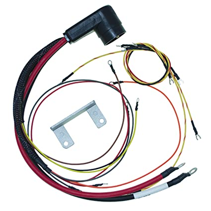 cdi electronics 414 3369 mercury mariner wiring harness 2 4 cyl (1976 1981)  mercury mariner wiring harness #8