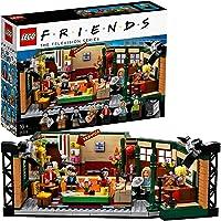 LEGO 21319 Ideas Central Perk, Set de Construcción de Cafetería de Serie Friends con Mini Figuras para Niños a Partir de…
