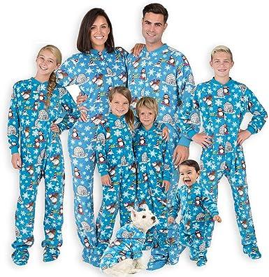 Pijama con pies – Onesies para parque de juegos ártico a ...