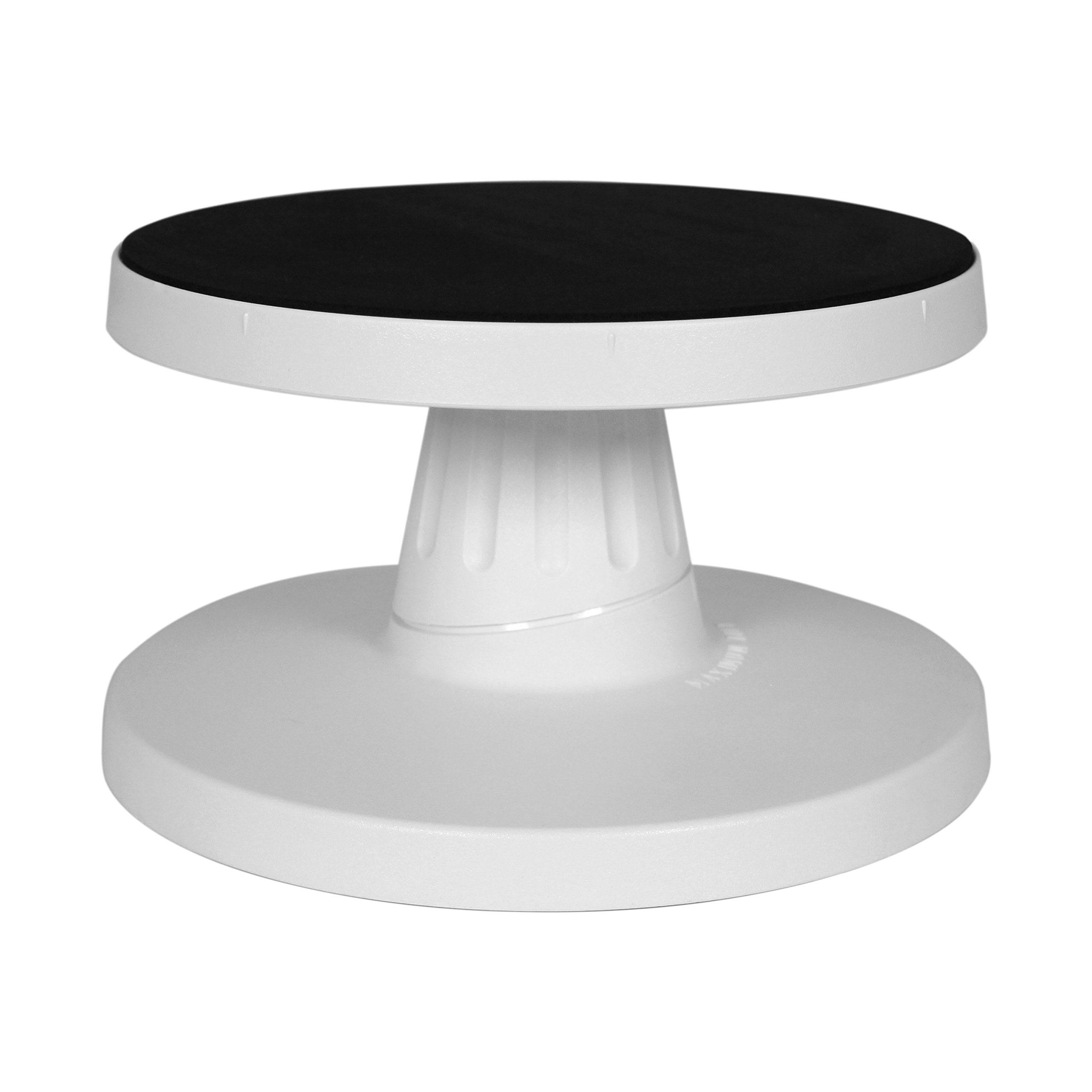 CK Products TT460 PME Tilting Turntable, for Cake Decorating, Standard, White by CK Products (Image #1)