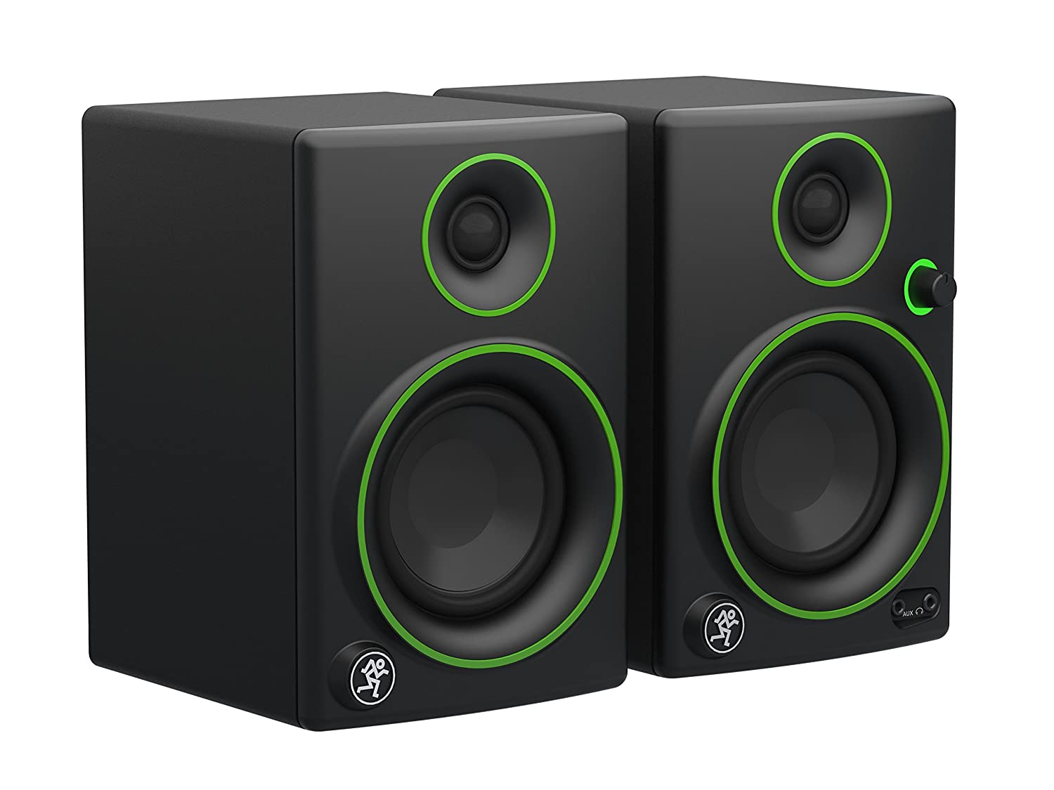 """Mackie CR Series CR3 - 3"""" Creative Reference Multimedia Monitors"""