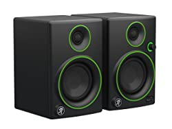 Mackie CR3 Reference Multimedia Monitors for AT-LP60 and AT-LP120