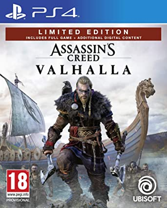 Assassin's Creed Valhalla en Amazon