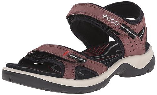 6396becfeb38b4 Ecco Womens Yucatan II Sandal  Amazon.ca  Shoes   Handbags