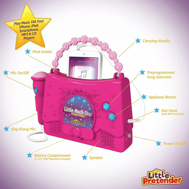 Kids Karaoke Machine for Girls