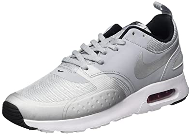 Nike Air Max Vision White White Black Mens Athletic Running Shoes