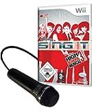 Disney Sing it: High School Musical 3 - Senior Year + Mikrofon