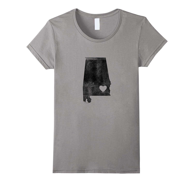 Alabama Home State Shirt-Teehay