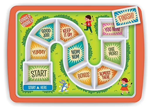 Fred DINNER WINNER Kids' Dinner Tray