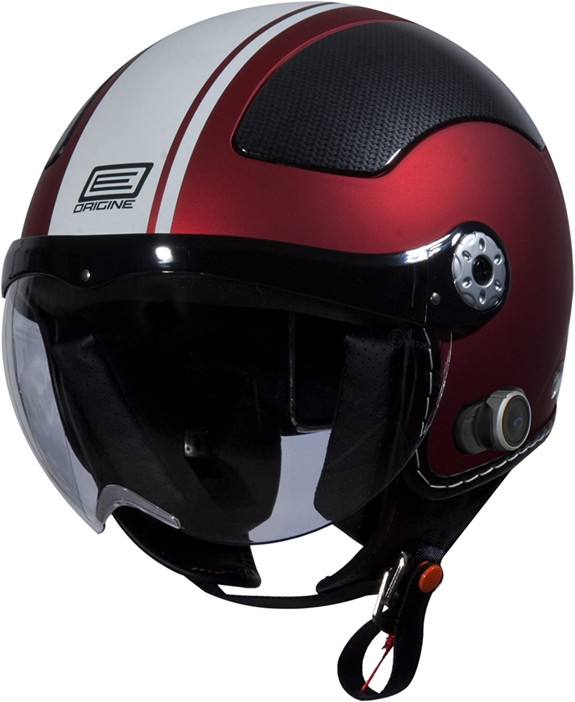 talla L Origine Helmets origine Primo Flying Wheel Gloss White Blanco