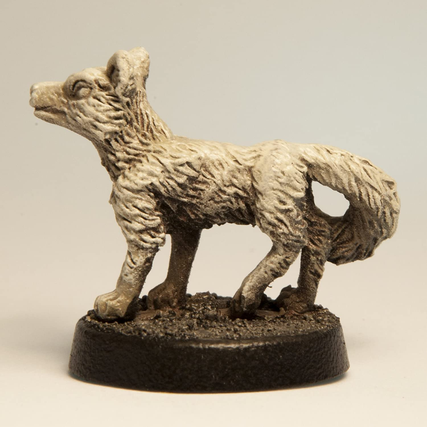 for 28mm Scale Table Top War Games Made in US Stonehaven Large Fox Miniature Figure