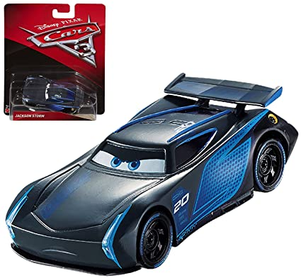 Amazon Disney Cars 3 DieCast Jackson Storm 155 Scale Toys Games