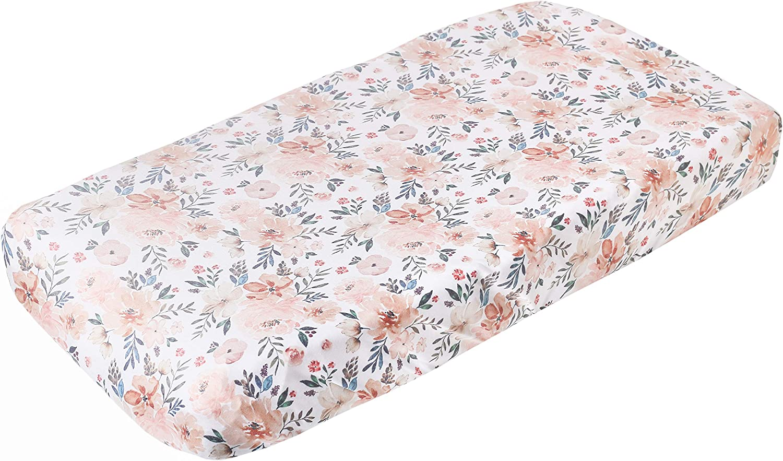 Copper Pearl Premium Knit Diaper Changing Pad CoverAutumn by Copper Pearl
