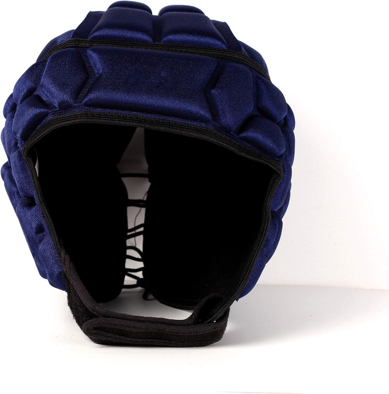 Barnett Heat Pro Helmet - Navy Blue - XS : Rugby Headguards : Sports & Outdoors