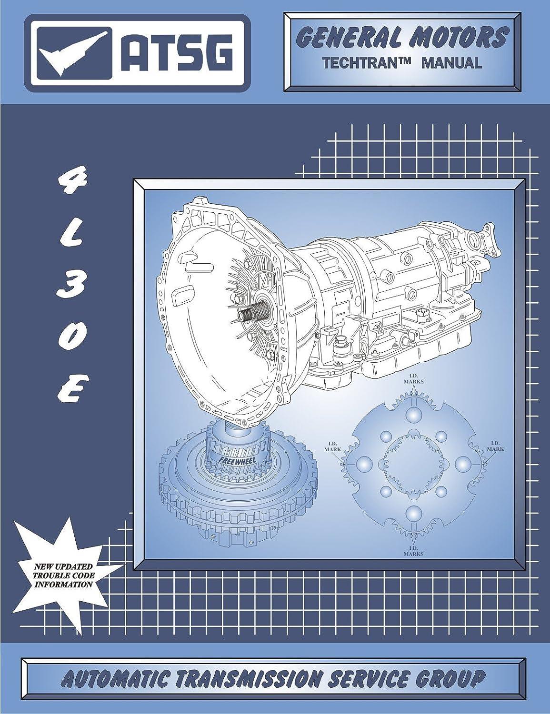 Gm 4l30e Wiring Diagram Library E4od 1992 Amazoncom Atsg Transmission Repair Manual Shift Solenoid