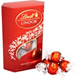Lindt Exotic Milk Truffles Chocolate Gift Box - 200 Grams Pack