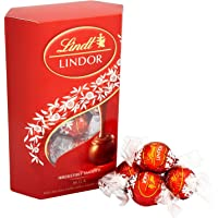 Lindt Exotic Milk Truffles Chocolate Gift Box - 200 Grams Pack