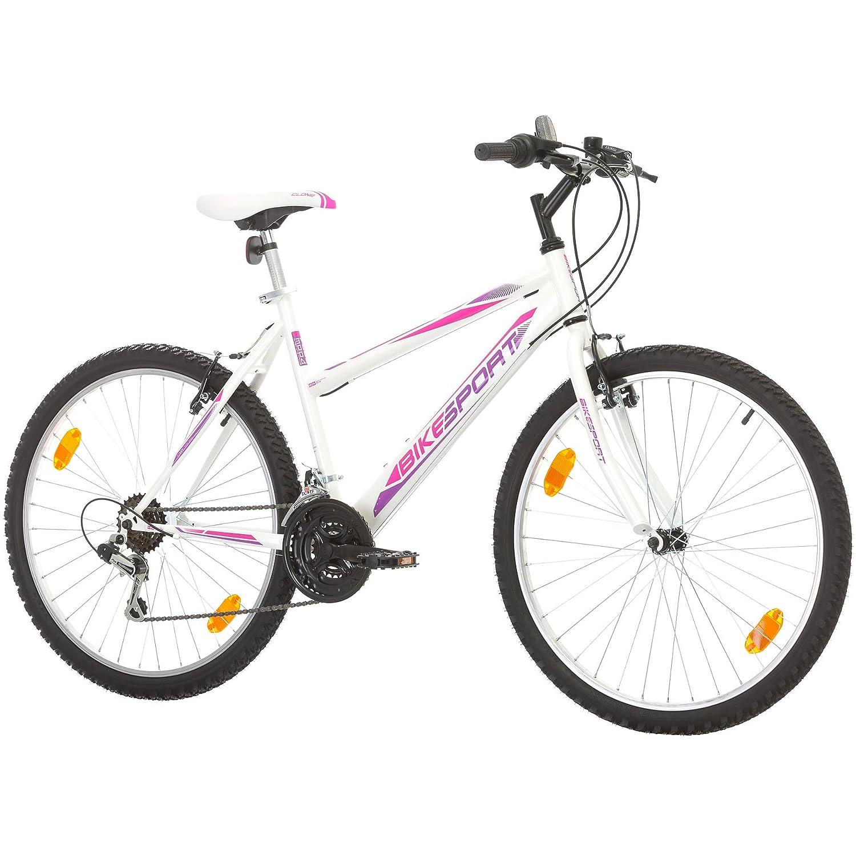 Sprint 26 Pulgadas Active - Bicicleta para Mujer Mountain Bike, 18 ...