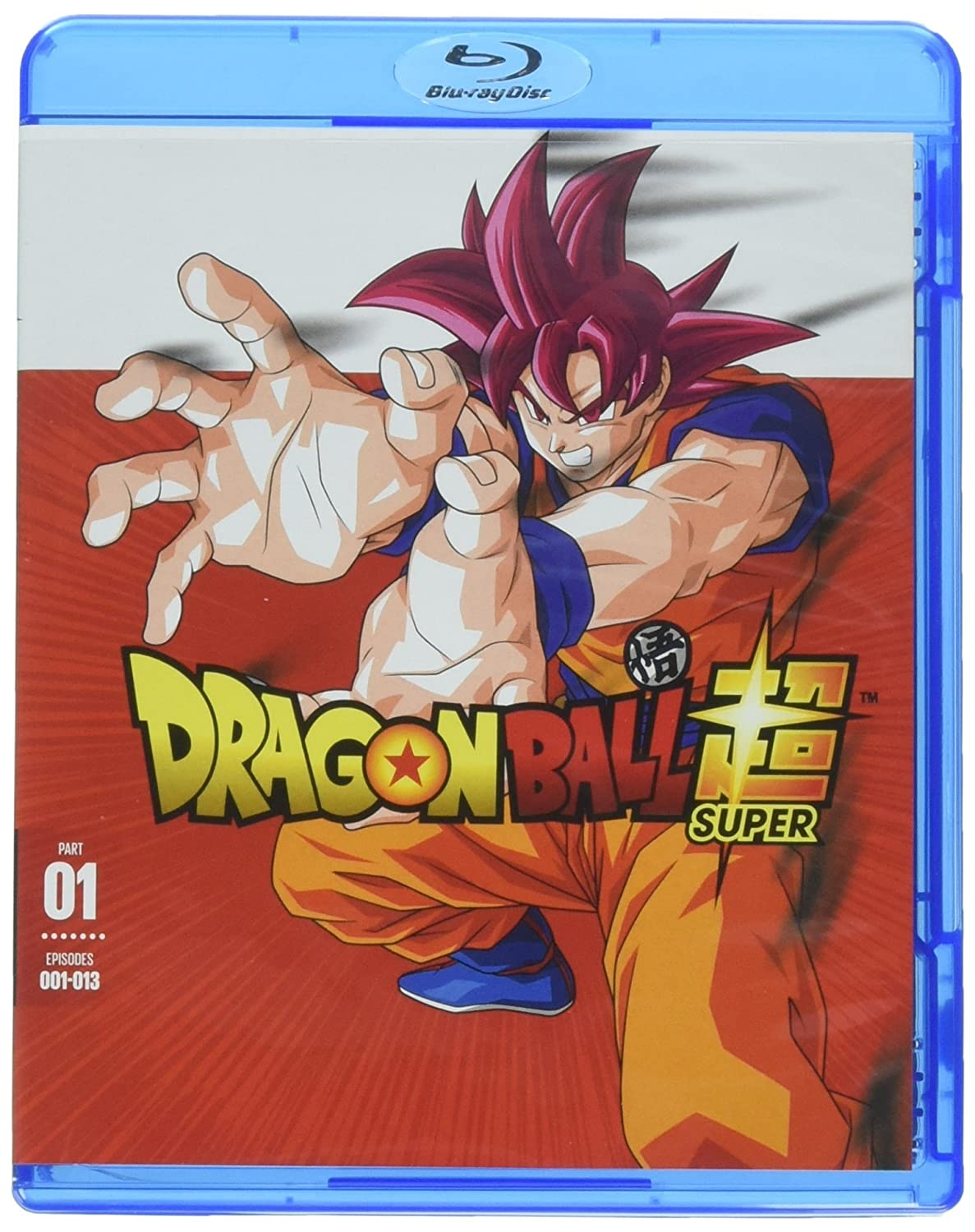 Dragon Ball Super: Part One [Blu-ray] Jason Douglas Sean Schemmel Monica Rial Funimation!