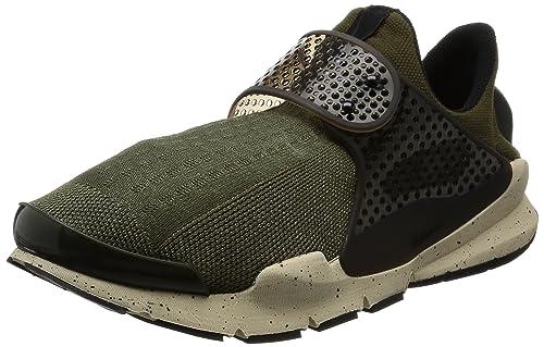 brand new 12ae3 e759e Nike Sock Dart - Scarpe da Ginnastica Uomo, Marrone, 38.5