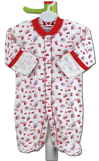 Pijama para bebé unisex con integrado guantes - no hay fríos manos más -