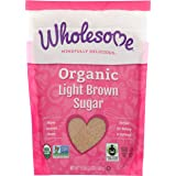 Wholesome, Organic Light Brown Sugar, 24 Ounce