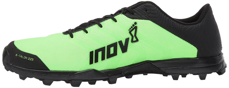 Inov-8 X-Talon 225 Unisex Sneaker B01N1PT3RC M8 W9.5 D US|Green/Black