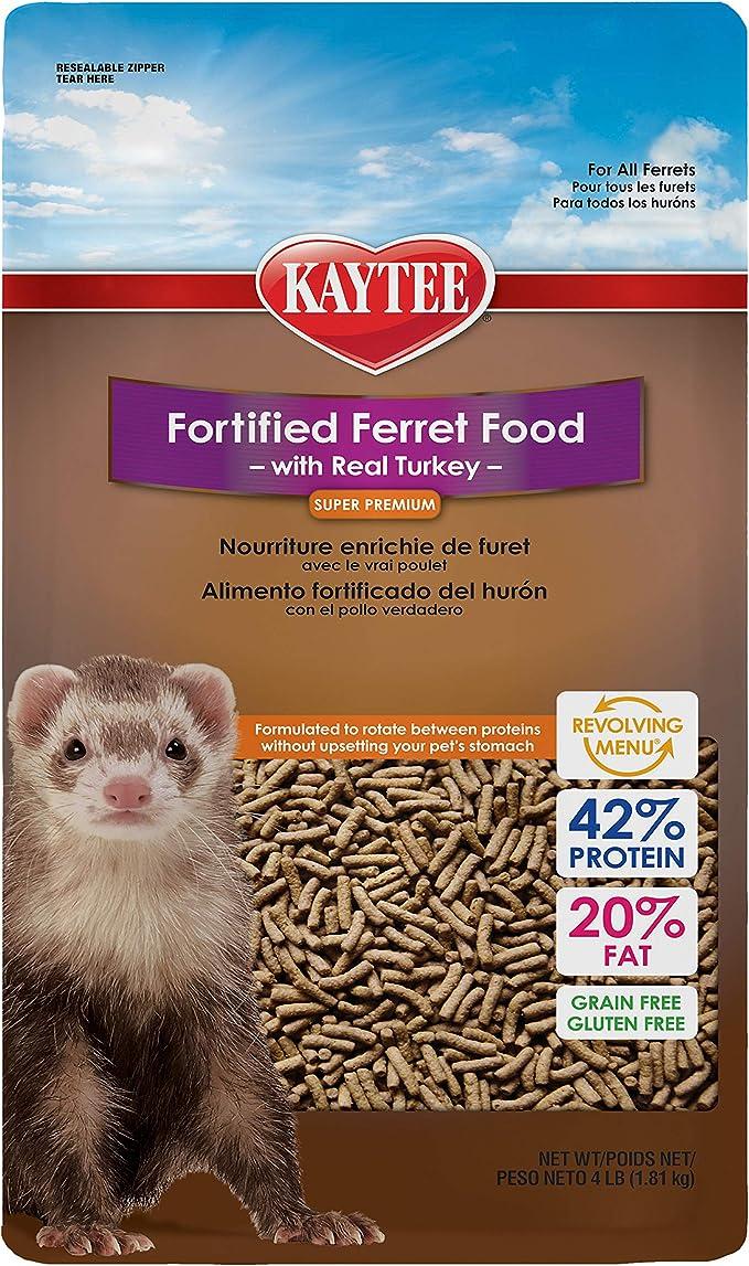 kaytee forti diet ferret food