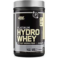 OPTIMUM NUTRITION Platinum Hydrowhey Protein Powder, 100% Hydrolyzed Whey Protein Isolate Powder, Flavor: Velocity…