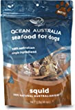 Squid - Seafood for Dogs (Treats) 113g/4 oz.