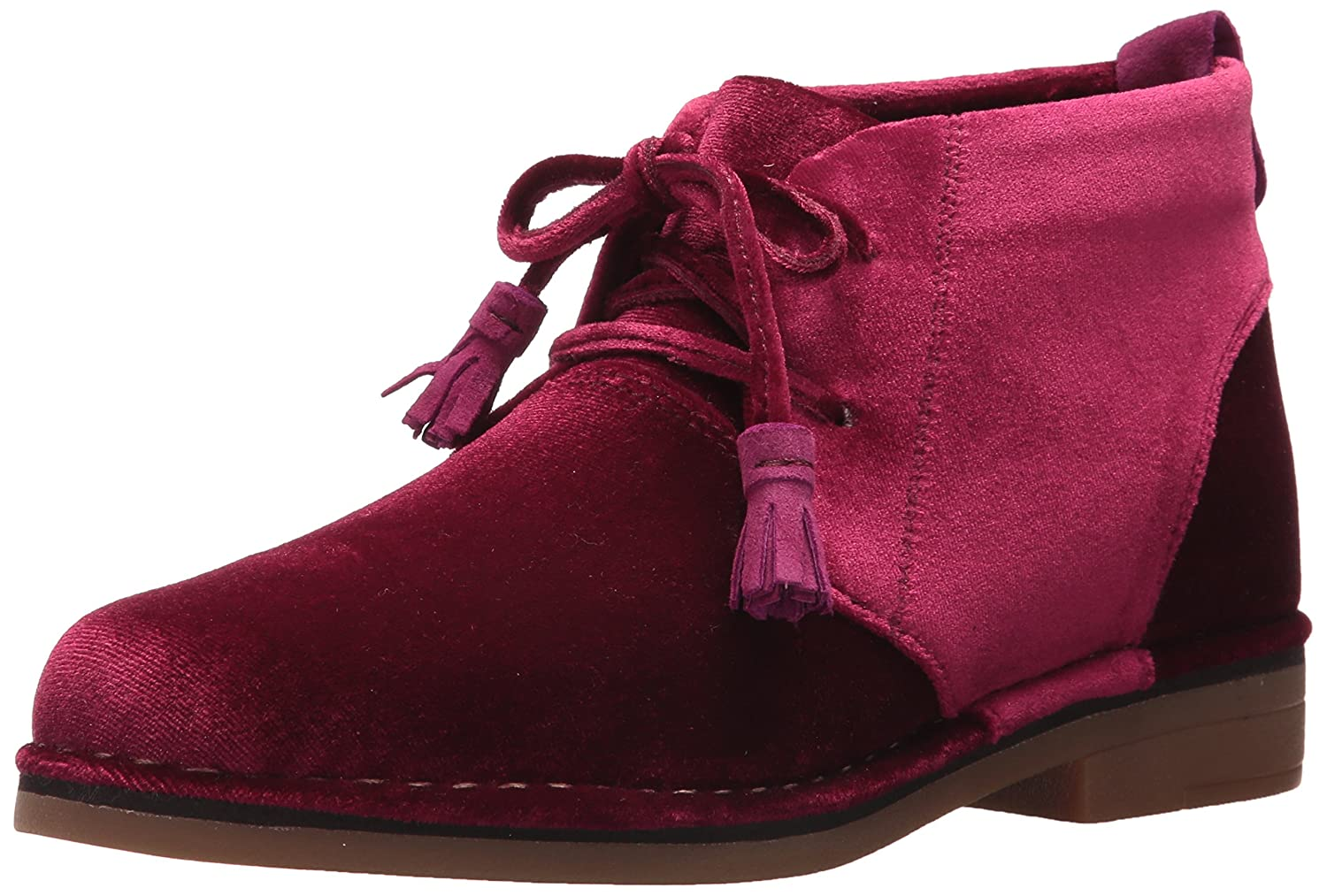 Ankle BootieWine7 Puppies Us W Hush Cyra Women's Catelyn FKTJl1c