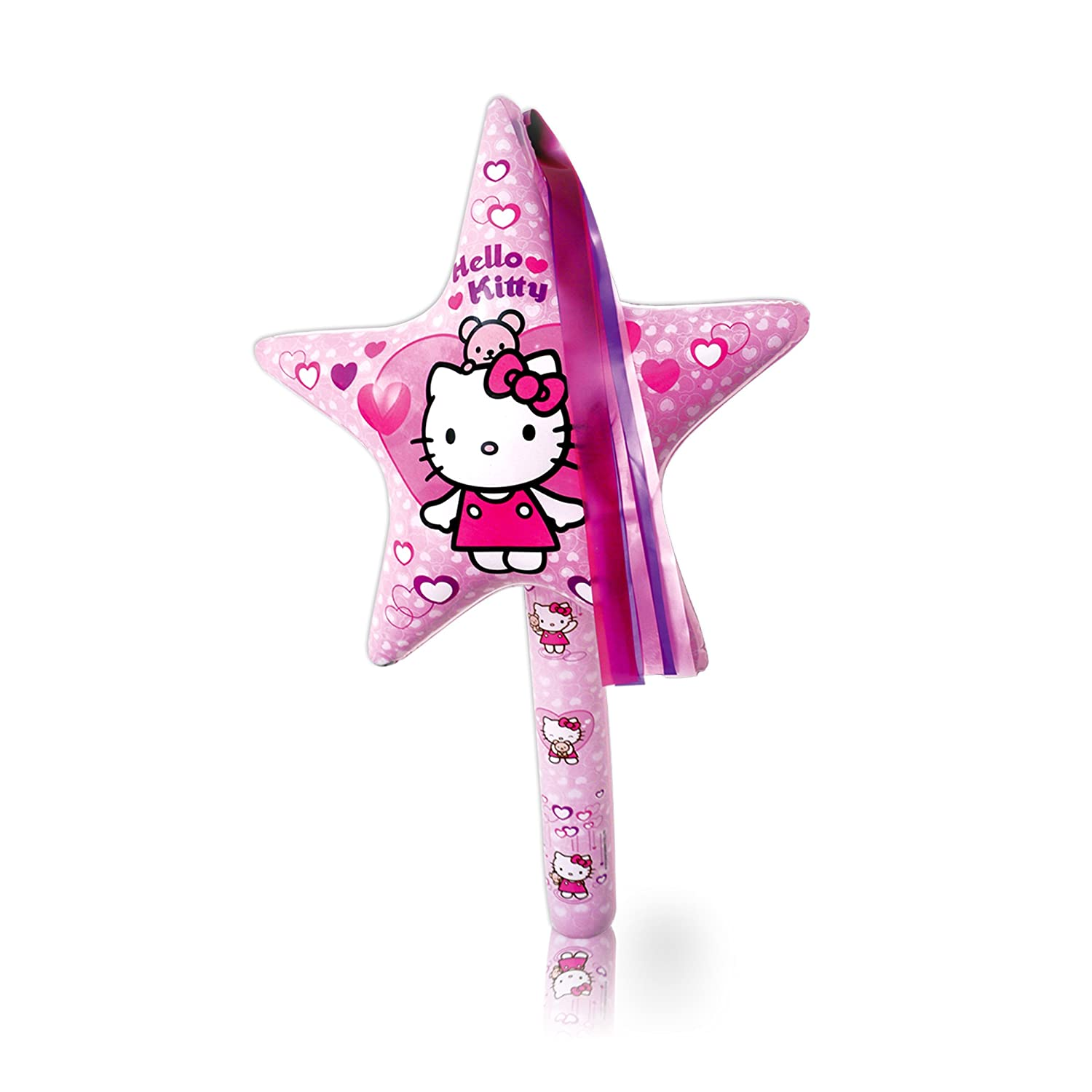 GF Toys 104702 - Estrella Hinchable Hello Kitty: Amazon.es ...
