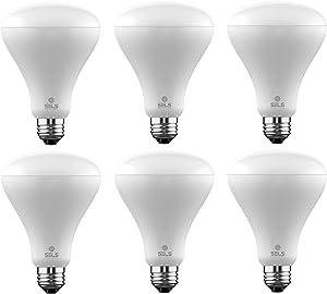 SELS LED BR30 65-Watt Equivalent Wide Floodlight LED Bulb, Soft White (6 Pack)