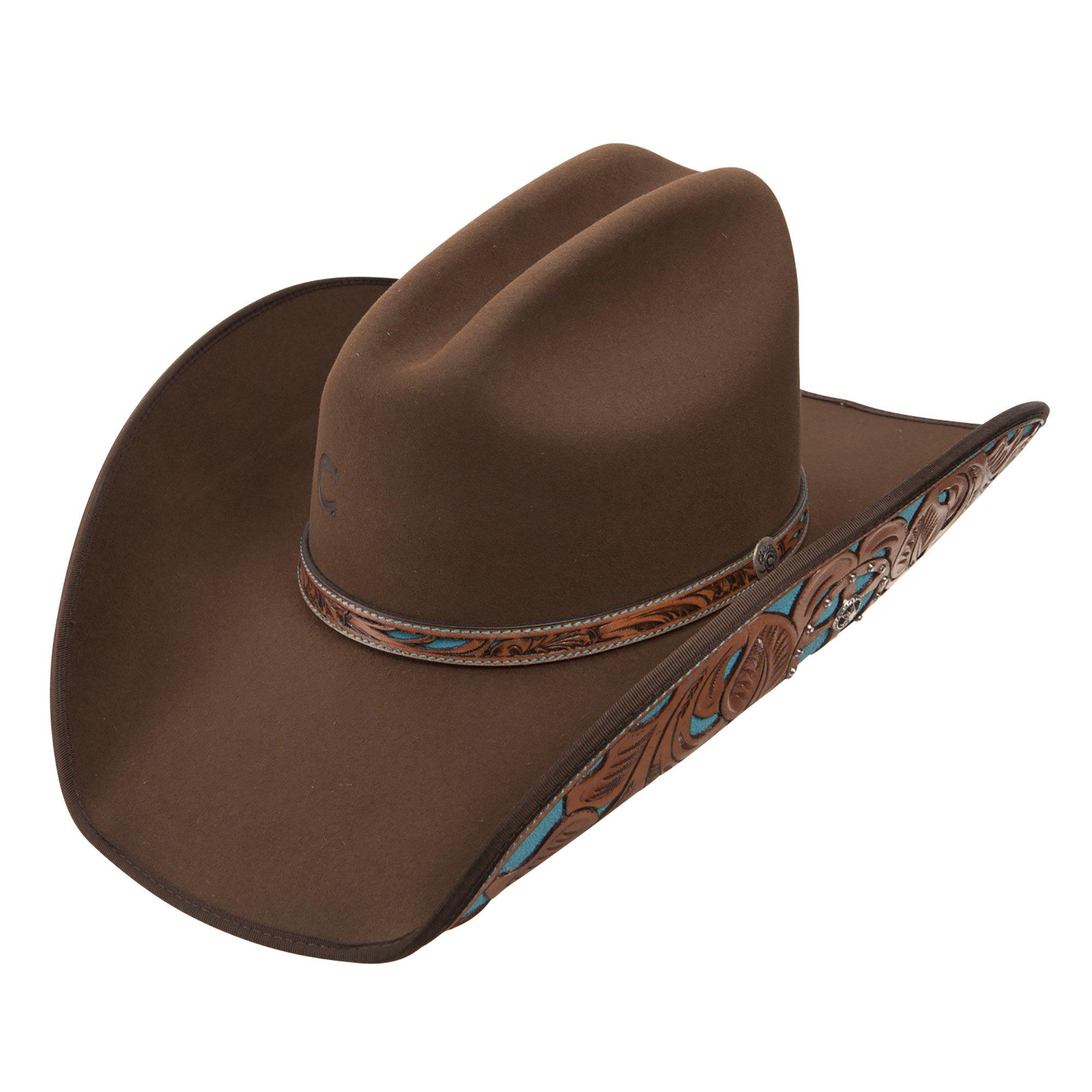 Charlie 1 Horse Cheyenne Cowboy Hat (7 1/8)