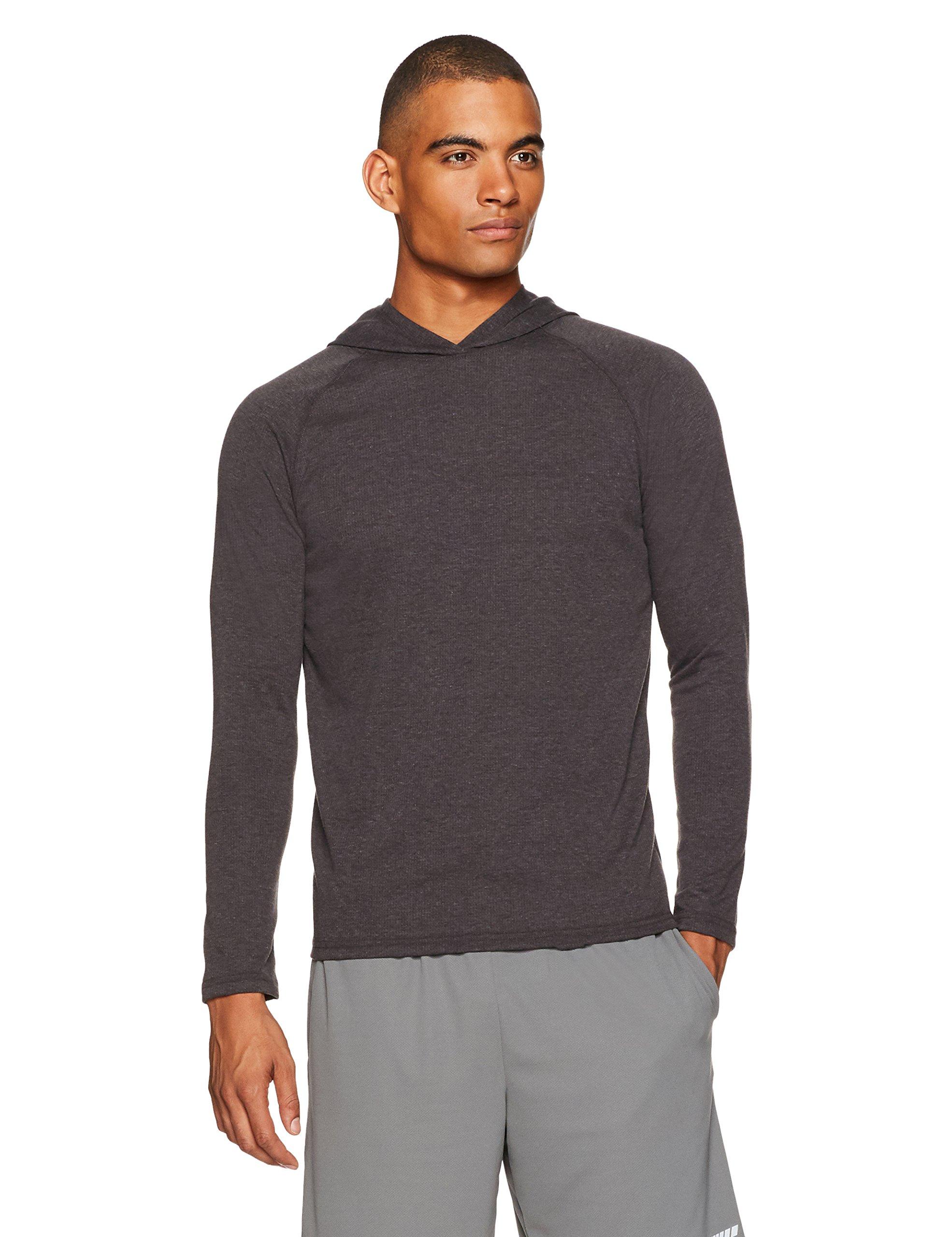 Fashion Shopping Amazon Essentials Men's Performance Hooded Shirt