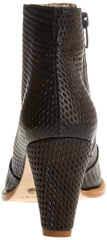 Neosens Damen S937 S937 S937 Silber schwarz Beba Kurzschaft Stiefel c38ec0