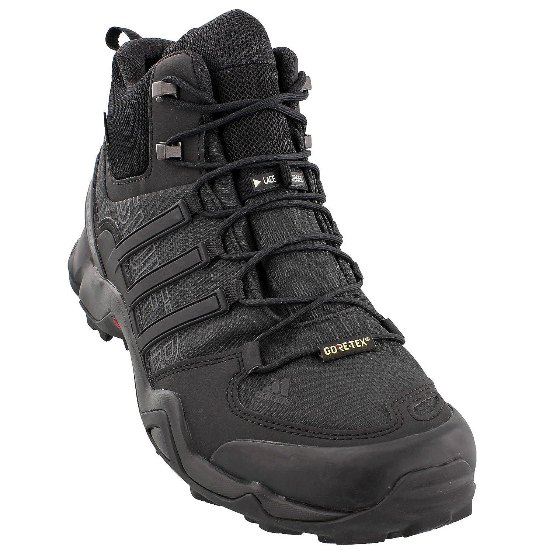 6930653a188 adidas Outdoor Men's Terrex Swift R Mid GTX Hiking Shoes