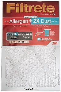 3M COMPANY 9801PLUS-4 allergen air filter