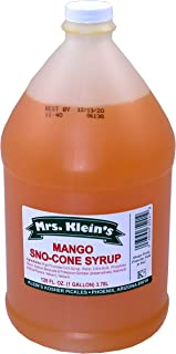 product image for MANGO SNOW CONE SYRUP