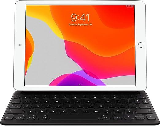 Apple Smart Keyboard (para el iPad - 8.a generación y 7.a ...